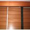Persiana Horizontal de Madeira Natural 50mm c/ Fita e Bandô